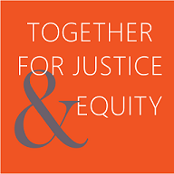 Justice and Equity Event Logo